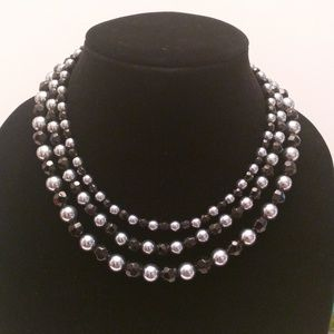 Premiere Designs Multi Strand Necklace